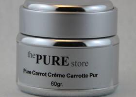 pure carrot creme