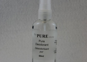 Pure Deodorant 60 ml spray